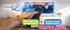 Telewizja Światłowodowa Internet Światłowodowy